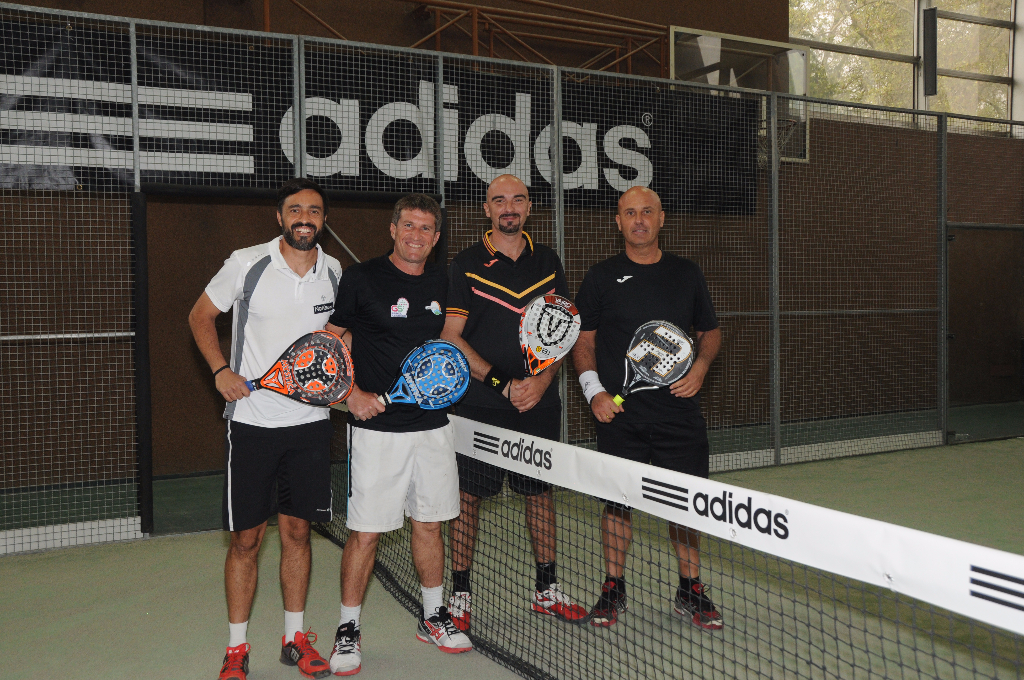 Some surprises on the results of Quarters Final of the adidas Milan Op… Image