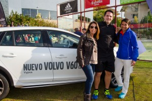 ganador sorteo Volvo