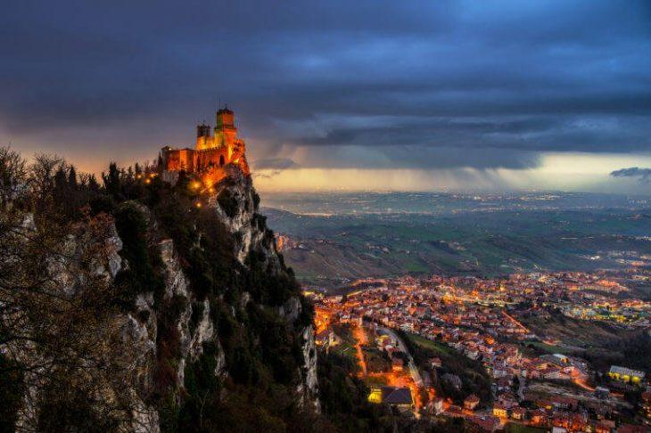 San Marino pádel