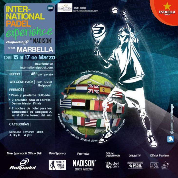 International Padel Experience by Madison: Marbella Open